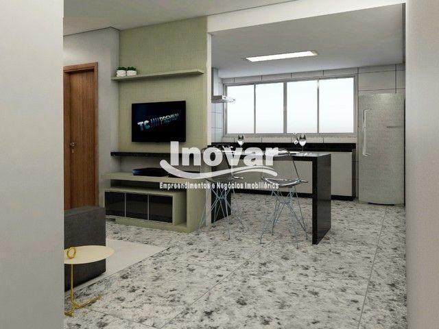 Cobertura à venda, 2 quartos, 2 vagas, Santa Efigênia - Belo Horizonte/MG