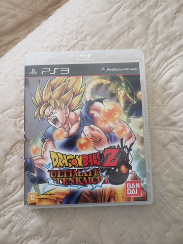 Dragon Ball Z Ultimate Tenkaichi Seminovo