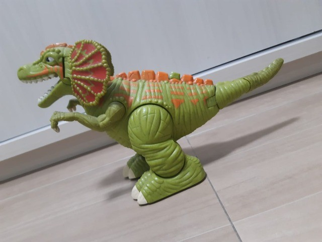 Dinossauro fisher - Foto 4
