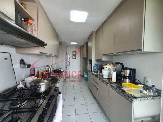 Althentic Recife 140m2, 4 dormitórios 3 vagas andar alto 900mil - Foto 8