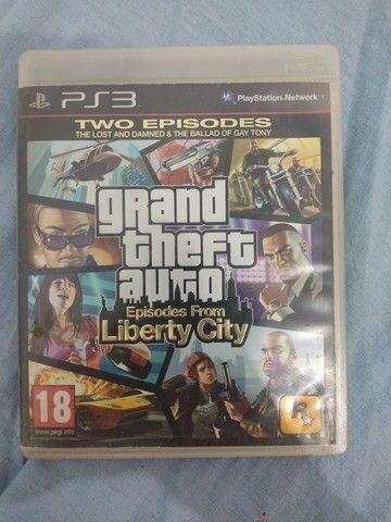 3 jogos de PS3 - Foto 3