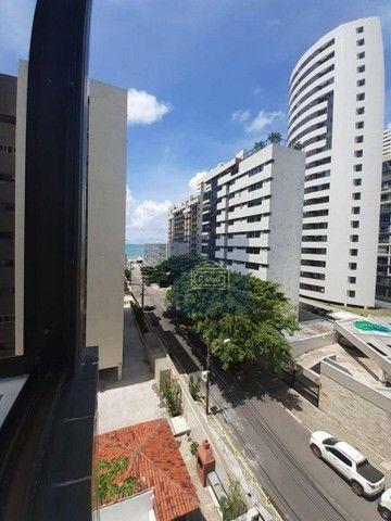 Apartamento com 1 dormitório para alugar, 40 m² por R$ 2.000/mês - Boa Viagem - Recife/PE - Foto 20