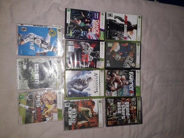 Xbox 360 em ótimo estado  - Foto 4