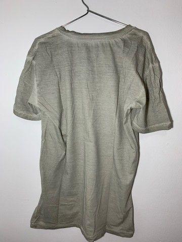 Camisa masculina Osklen - Foto 2
