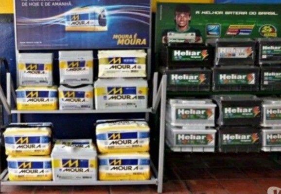 baterias novas e seminovas instalação e entrega gratis , região de santos