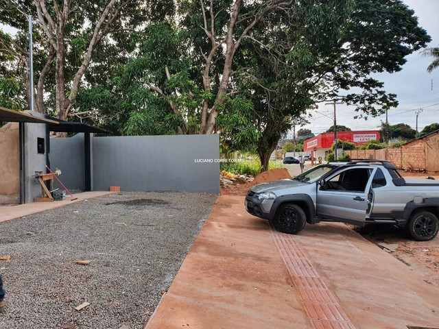 CAMPO GRANDE - Casa Padrão - Jardim Presidente - Foto 2
