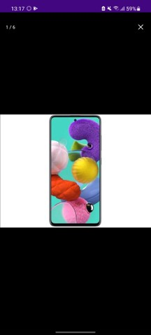 Samsung A51 novo na cx  - Foto 2