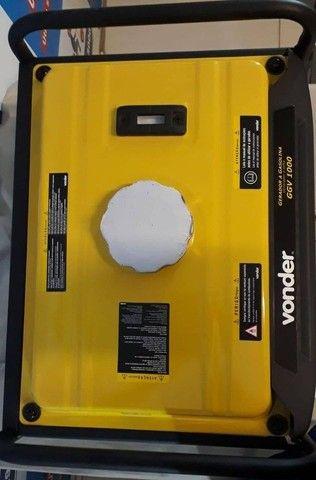 Gerador a gasolina 1.000 w ggv 1000 ? vonder ? entrega grátis  - Foto 2