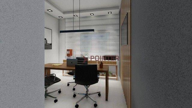 Sobrado com 4 dormitórios à venda, 615 m² por R$ 1.899.000,00 - Condomínio do Lago - Goiân - Foto 17
