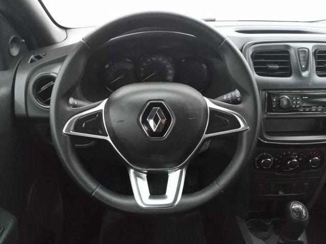 Renault Sandero 2020 Completo Flex - Foto 9