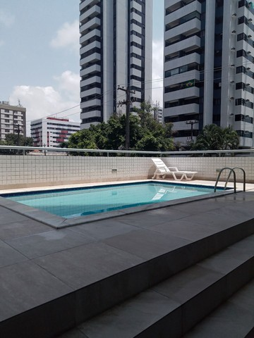 Oportunidade única apartamento com 105 metros em Boa Viagem - Foto 2