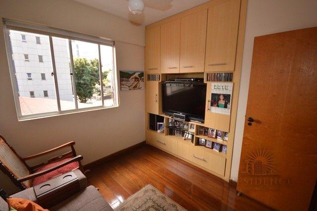 Sion venda apartamento 3 qts 122m²  varanda 2 vgs - Foto 13
