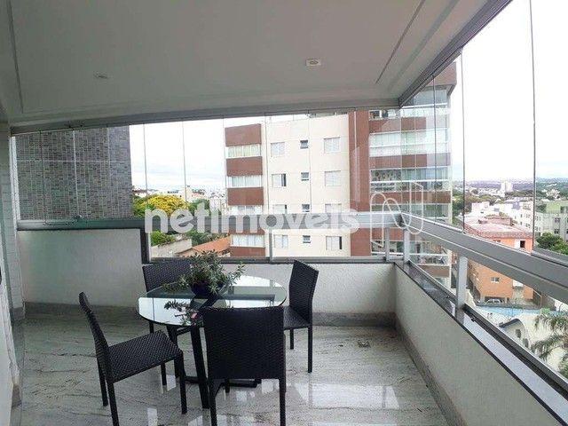 Apartamento à venda com 4 dormitórios em Ouro preto, Belo horizonte cod:789012 - Foto 2