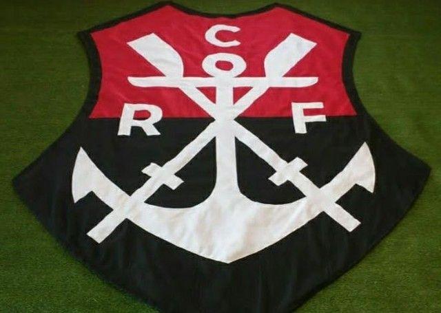 Bandeira Escudo do Flamengo  - Foto 2