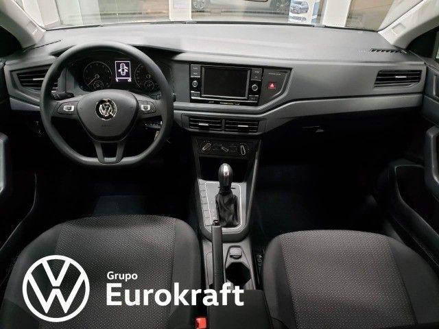 VW Virtus 1.6 MSI automático 2022 Zero KM - Foto 7