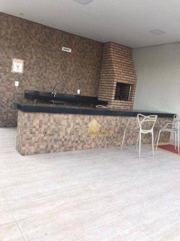 Apartamento com 2 dormitórios para alugar, 49 m² por R$ 1.100,00/mês - Jardim das Palmeira - Foto 20