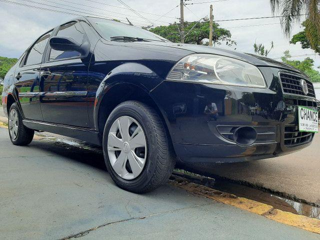 FINANCIO TOTAL Fiat Siena 2011 EL 1.4 Flex Completo Troco Carro Moto - Foto 7