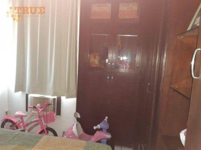 Apartamento com 4 quartos, 143 m² por R$ 780.000 - Espinheiro - Recife/PE