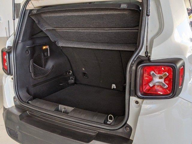 Jeep Renegade 1.8 Flex Longitude Automático 2019 Branco! - Foto 6