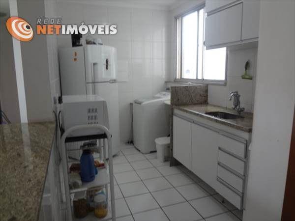 Apartamento à venda com 2 dormitórios em Paquetá, Belo horizonte cod:520666 - Foto 10