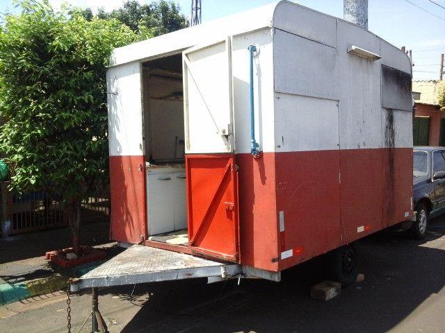 Reforma Trailer Reformo Food Truck Fabricante Especialista em Trailers e Food Trucks - Foto 2