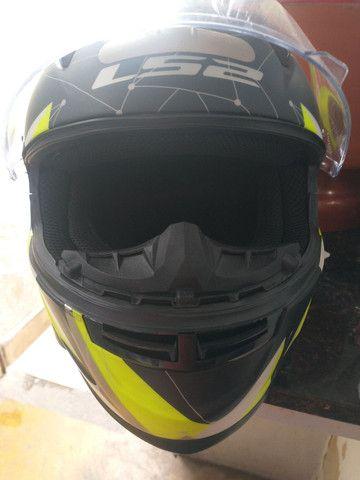 capacete Ls2  - Foto 3