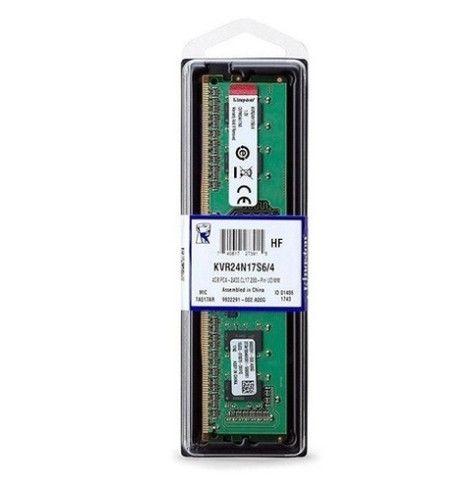 Memória RAM 4GB 1x4GB Kingston PC4
