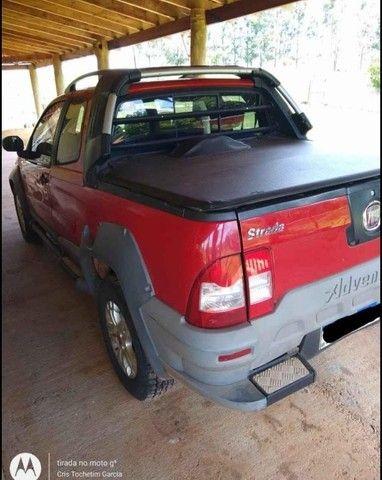 Vendo Fiat Strada Adventure 1.8 8V (Flex) (Cabine Dupla) 2010 - Foto 4