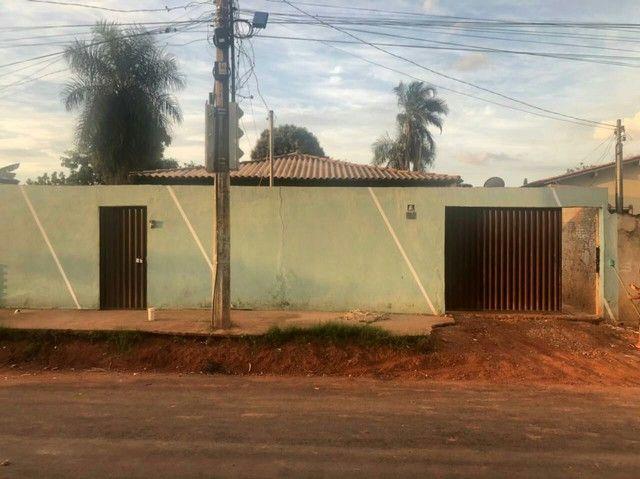 Vendo duas casas no bairro Santa Maria, Costa Verde em várzea Grande