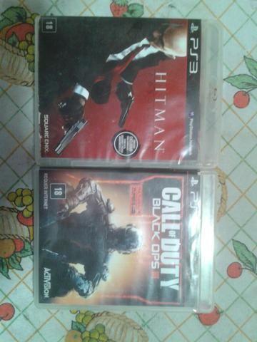 Vendo 2 jogos originais de ps3