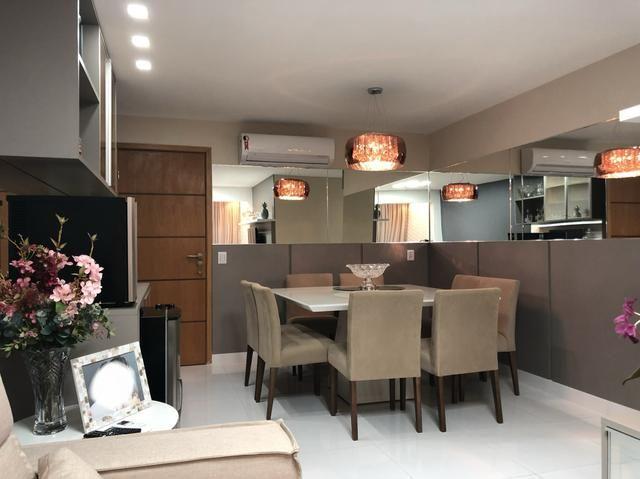 Apartamento no condomínio sun river