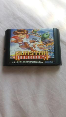Gunstar Heroes - Jogo para Mega Drive