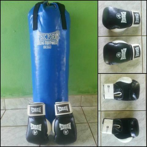Kit p/ Treinamento Básico de Boxing (Ji-Paraná)