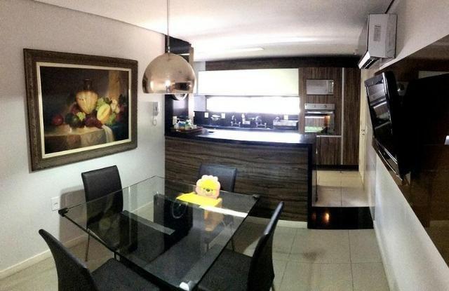AP1003 Apto. 217m² Um Por Andar 3 Suites Projetado Climatizado, Gab.3 vgs. Prox: Beira Mar - Foto 15