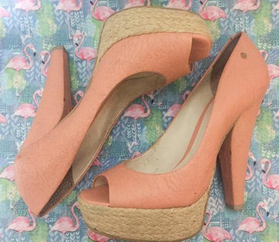 Sapato Capodarte Coral
