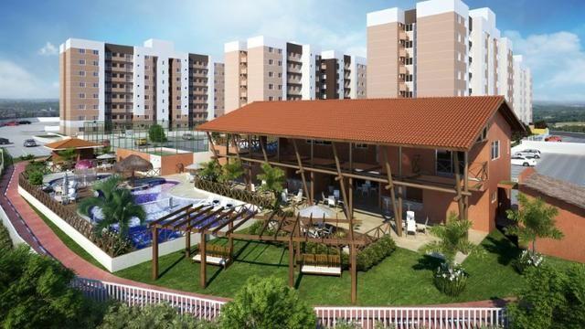 Via Monte - No Santa Lucia - 2 e 3 Quartos c/ varanda e opção de suíte - Pronto p/ morar