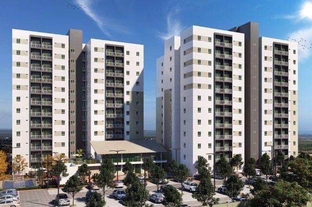 Ótimos apartamentos com entrada em até 24x