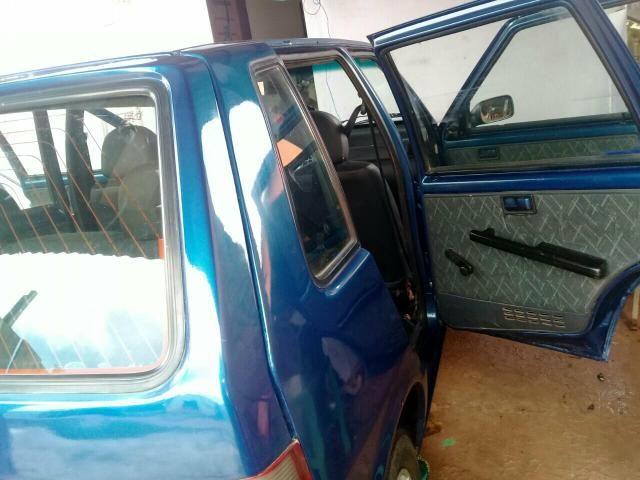 Fiat uno 2004. $10,500
