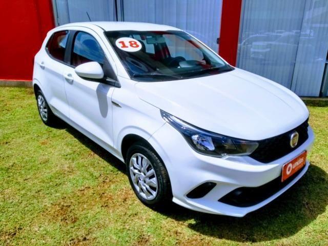 Fiat Argo Drive 2018 3 cilindros com IPVA 2019 Pago O mais novo de Brasília!!!