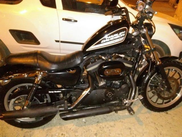 Harley-davidson Xl 883 R, Sportster!