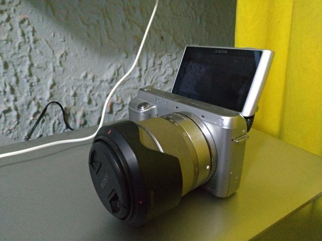 Camera Sony mirroless