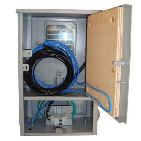 Caixa de Luz padrão Eletropaulo Enel - Montada 1 Medidor / Inmetro Produto Novo - Foto 2