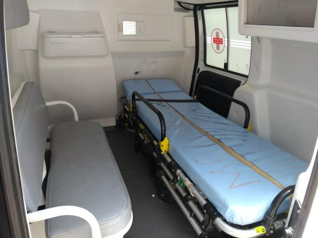 Ambulância Doblò 2016 - Foto 5