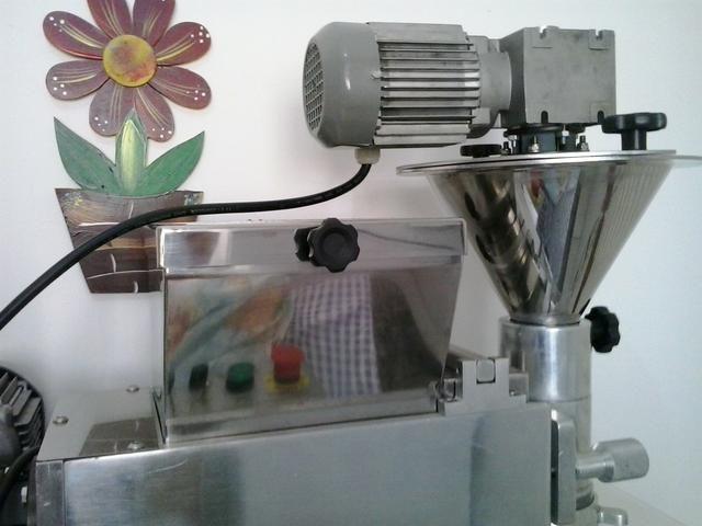 Máquina de salgados e doces