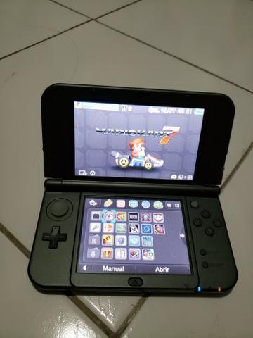 New Nintendo 3DS Desbloqueado