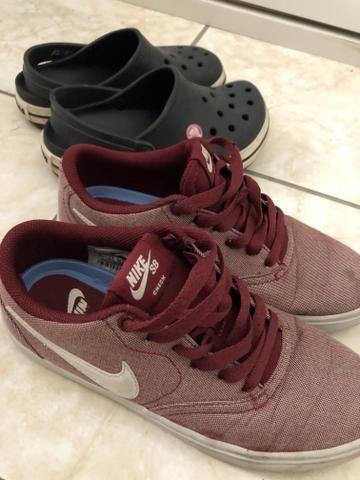 Nike e crocs original