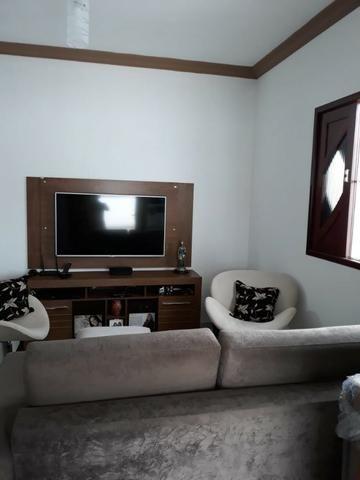 Casa 03 dorm, sendo 02 suite, 02 salas, garagem 04 autos, terreno de 250 mts. (financia) - Foto 3