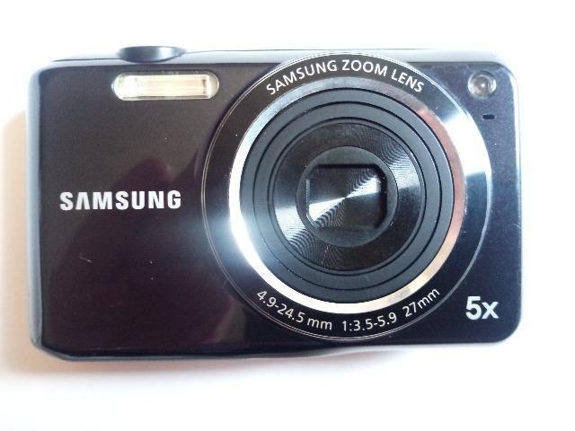 Camera Samsung | Zoom lens 4.9-24.5mm