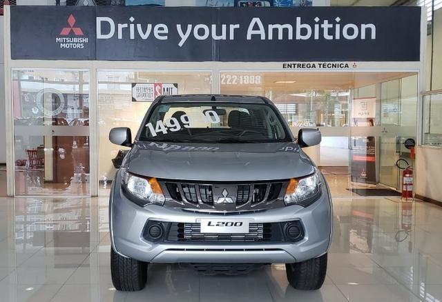 Triton gls automatico diesel bônus de R$ 10.000,00