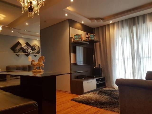 Lindo Apartamento 3 dormitórios Completamente Mobiliado